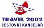 Logo - TRAVEL 2002, spol. s r.o.